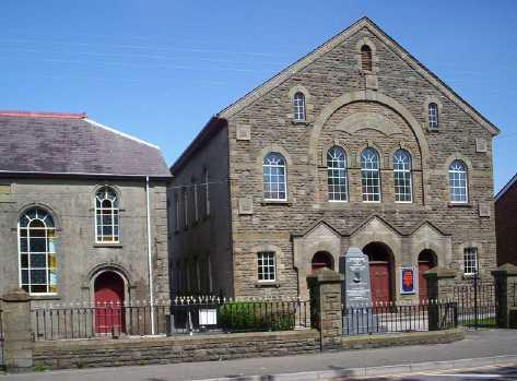 Moriah Chapel Loughor, Swansea, Wales.