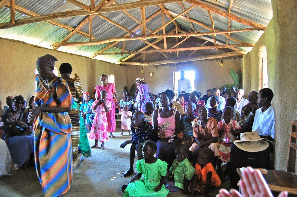 Sibembe, Church of Uganda.