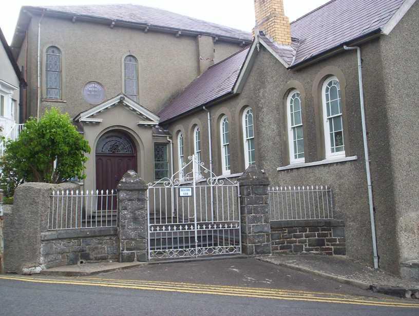 Tabernacle Calvinistic Methodist Church, New Quay, Cardiganshire