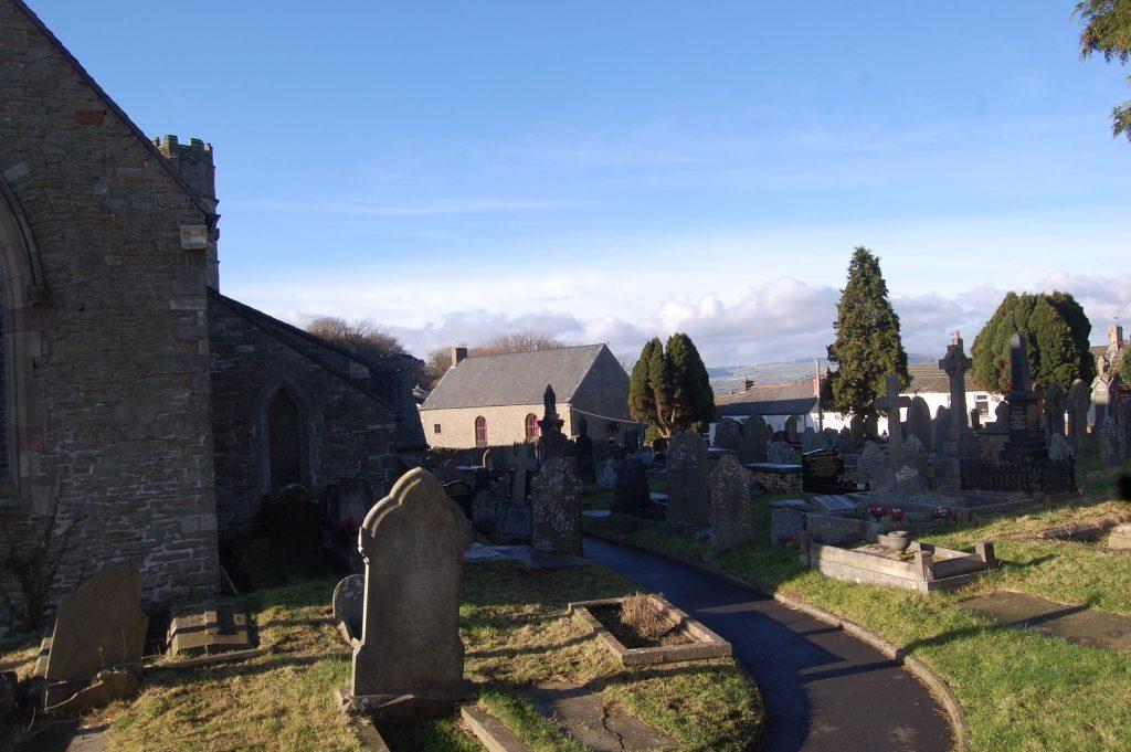 Former Bethel Chapel, Llantrisant Wales.