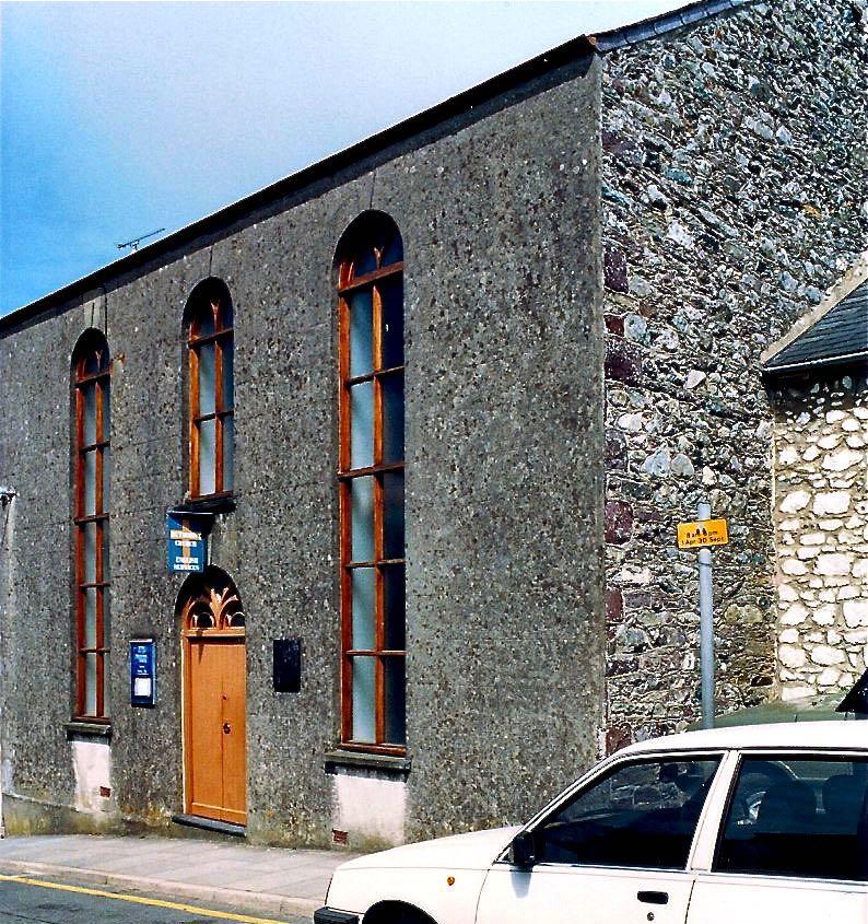 Methodist Church, St. David's, Wales.